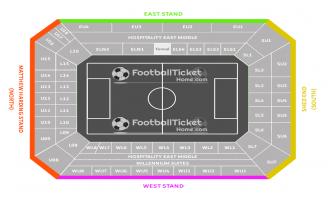 Stamford Bridge Seating Chart