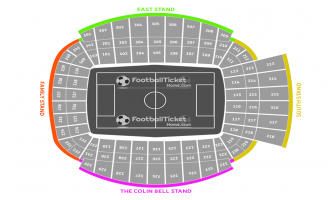 Etihad Stadium Seating Chart