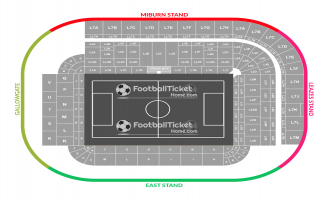 St. James' Park Seating Chart
