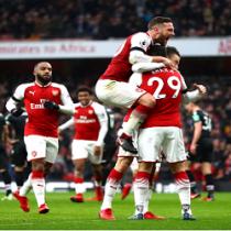 Arsenal v Manchester City Tickets