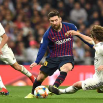 Barcelona v Real Madrid - El Clasico