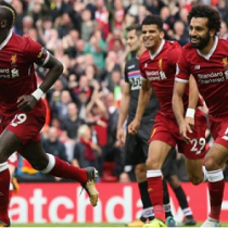 Liverpool FC v Manchester City Tickets